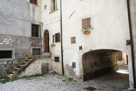 Antica casa di montagna - Apartamento