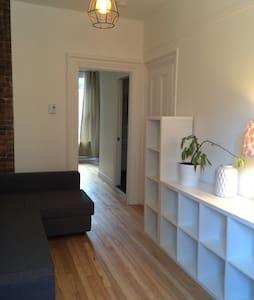 Appartement rénové au centre-ville - Appartement