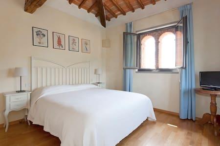 Charming Villa Greve in Chianti - Haus