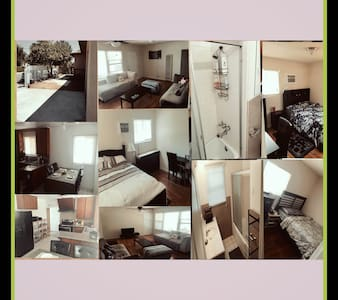 Warm Mr.Q home in Rosemead - Rosemead - Bed & Breakfast