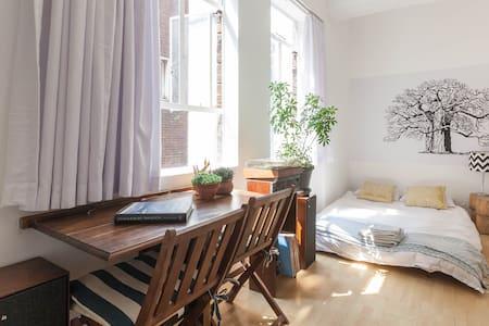 Edgy, Comfy Apartment Braamfontein - Lägenhet