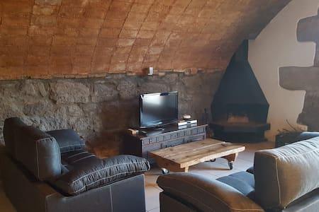 Casa rural con espacio y tranquilidad - Gironella - House