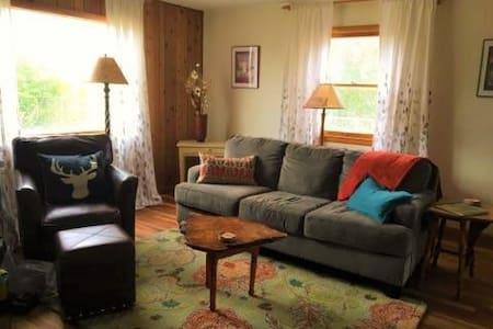 Lois' House - Saratoga