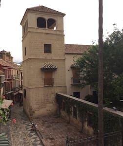 Habitación Málaga centro histórico. - Appartement