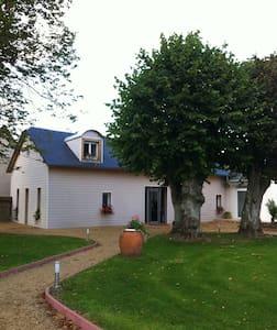 le petit manoir chambres d'hôtes (suite parentale) - Farceaux - Pension