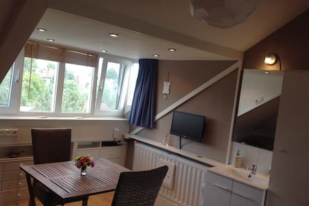 Zolderkamer Homestay B&B en Wellness Praktijk - Deventer - Bed & Breakfast