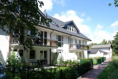 Strandwohnungen in Thiessow Wohnung 12 - Wohnung