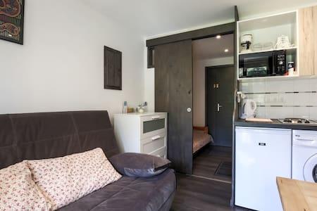 Studio rénové terrasse - Wifi free - Apartamento
