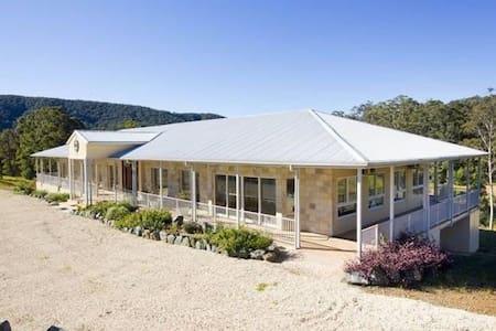 Tara Lodge Clarendon Forest Retreat - House