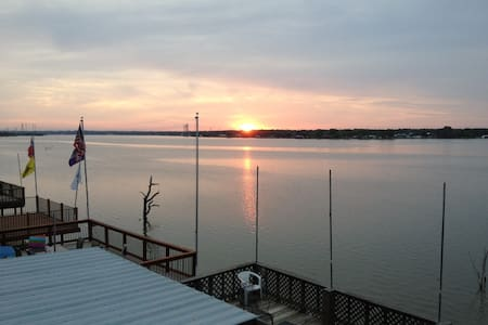 Beautiful Views&BoatSlip Lake Home - Granbury - House