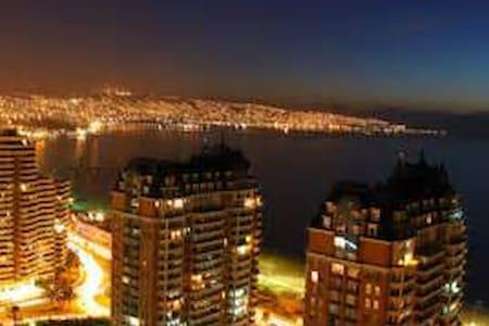 Acogedor departamento en Viña del Mar, Chile - Apartemen
