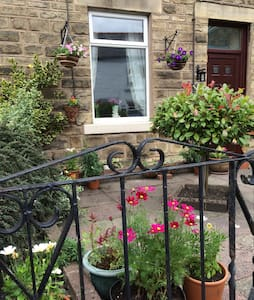 Traditional, quirky stone cottage - Wolsingham - Casa
