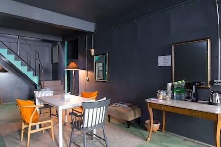 Quaint room with ensuite bathroom - Bangkok - Appartamento