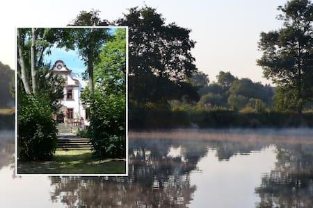 Herrenhaus Schmölen - Doppelzimmer / double rooms - Bennewitz
