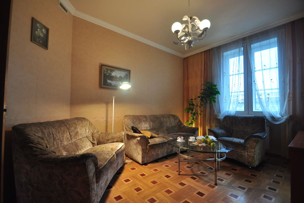 Appartment in the heart of Minsk