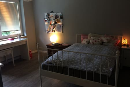Zimmer - idyllisch und stadtnah, Haustiere erlaubt - Apartment