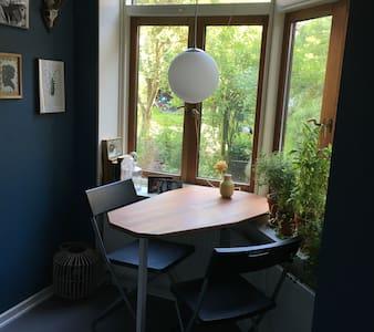 Klassisk skandinavisk lejlighed - Frederiksberg - Apartment