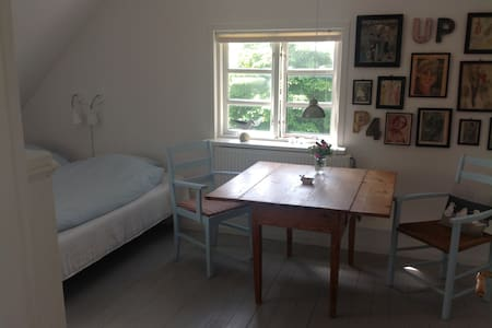 Ellens Badepension, skønt stort rum med tekøkken - Skagen - Bed & Breakfast