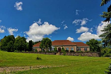 Private Estate near Ellicottville awaits you - Ellicottville - Villa