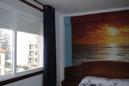 Apartamento en Baiona a 50m de la playa - Flat