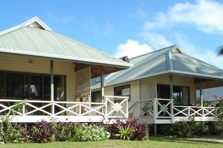 Paparei Beachfront Bungalows - Aitutaki - Bungalow