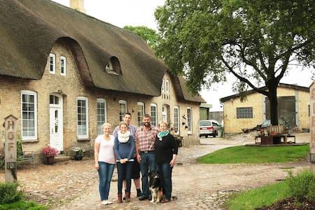 Moderne Ferienwohnung auf dem Bauernhof - Condominio