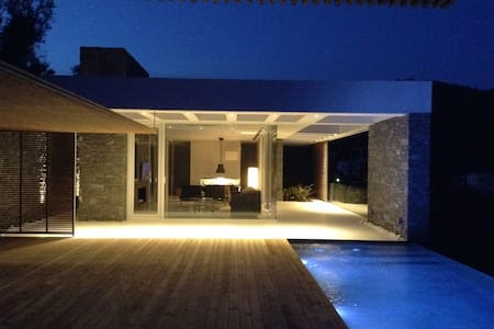 A-luxury villas/A for accommodation - Plomari