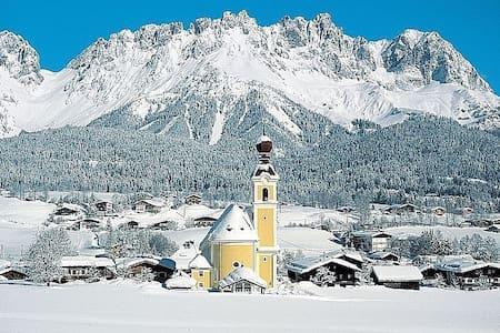 NEW CHALET in Going am Wilden Kaiser Ski in/out - Going am Wilden Kaiser - Rumah