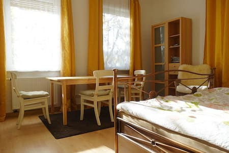 Sunny flat in Villa near castle and city center - Kulmbach