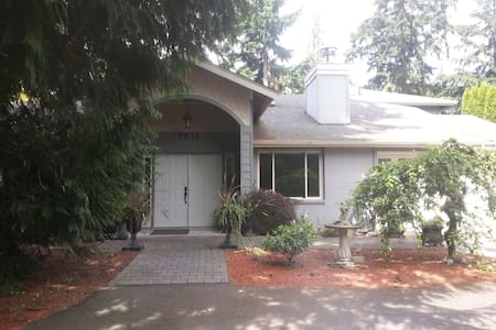 Charming Estate Suite - Mercer Island - House