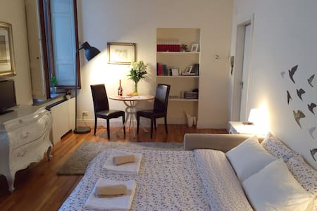 Magical suite by the river! - Firenze - Apartment