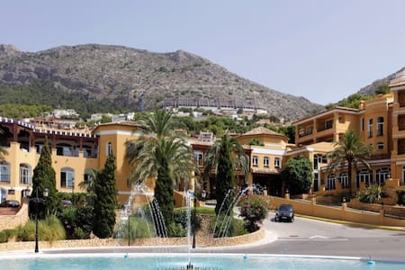 Lujo e Increíbles Vistas - Altea Hills - Apartment