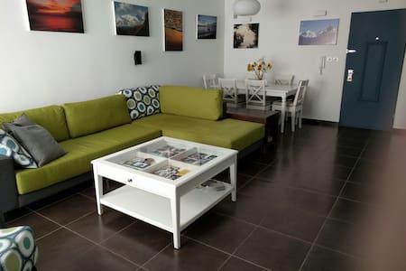 Spacious Apartment in Central Rehovot - Apartment