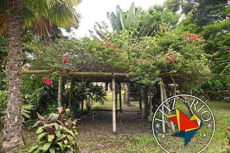 Luz del Rio Eco Hostal A little piece of paradise - Ház