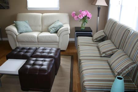 Fab 4-Bedroom Belmar home, 1 blk to Beach! - Belmar - Apartamento