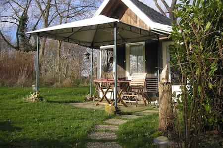 houten huisje - Plombières