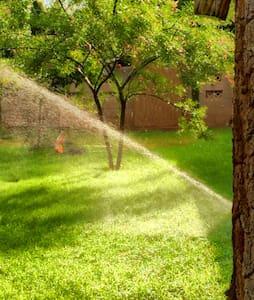 Secret garden bungalow - Artesia - Huis