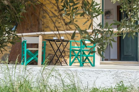 Agrilos olive tree apartment - Mirsini - Apartment