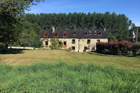 Beautiful gite in Pays de la Loire - La Chapelle-au-Riboul - House