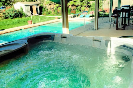 Huge Pool/Party house - Pflugerville - Maison