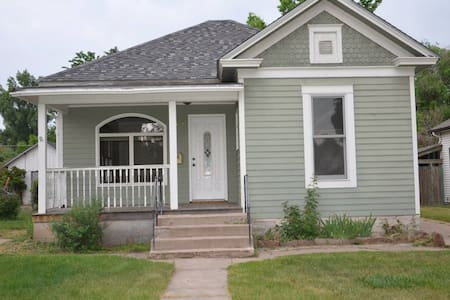 Old Town Fort Collins in a Highly Desirable Area. - House