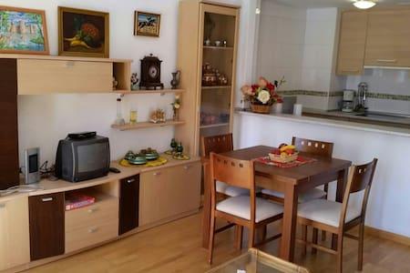 Apartamento sierra Oeste Madrid - Apartemen