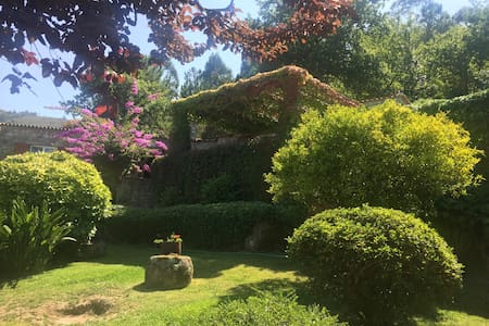 Romantic country house, minutes from the beach - Villa