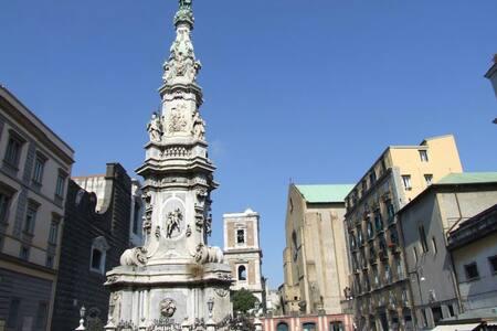 Central Naples - House