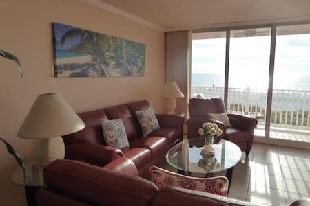 Oceanfront Condo for Beach Lovers - Брадентон Бич - Квартира
