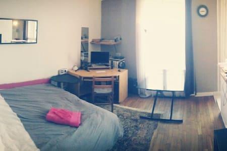 Studio cosy proche Paris, RER a 1mn - Appartamento
