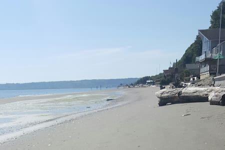 Stunning Beachfront Villa - Villa