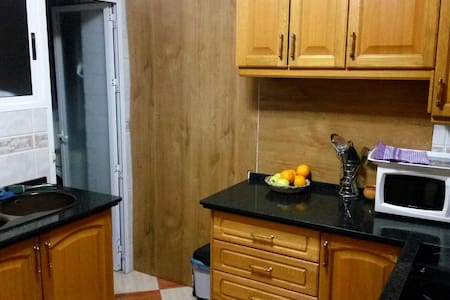 Habitación + baño + cocina - Całe piętro