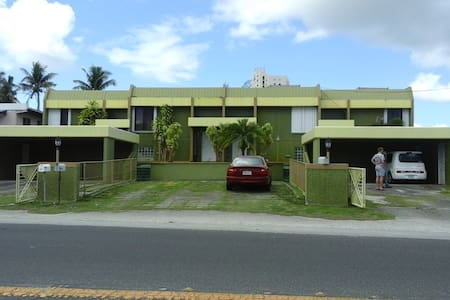 A comfortable 3 bed room Town house - Tamuning