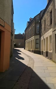 Double room in the heart of Stromness - Casa a schiera